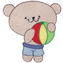 Beach Ball Bear
