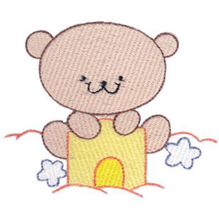 Sandcastle Bear