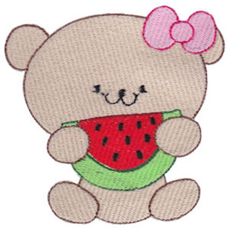 Watermelon Bear