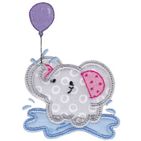 2 Cute Critters Applique 11