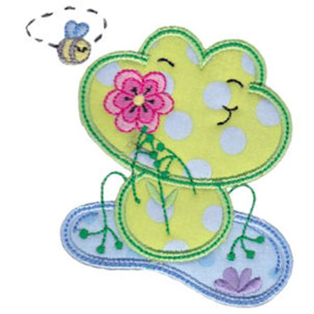 2 Cute Critters Applique 8
