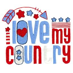 Love My Country