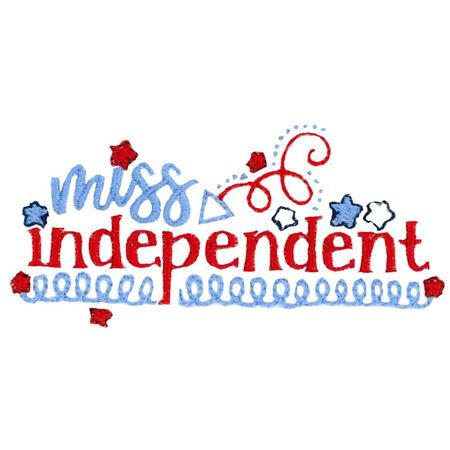 Miss Independent