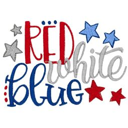 Red White and Blue
