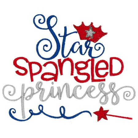 Star Spangled Princess