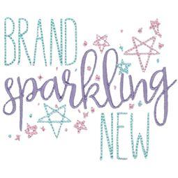 Brand Sparkling New