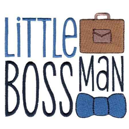 Little Boss Man