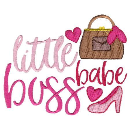 Little Boss Babe