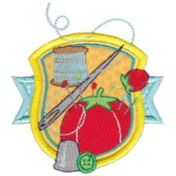 Seamstress Badge