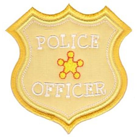 Police Office Badge