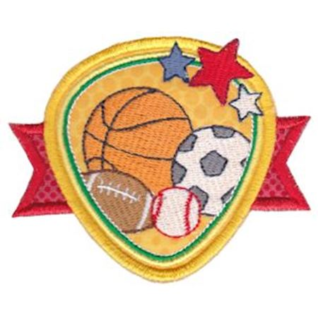 Badge It Applique 4
