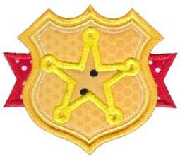 Badge It Applique 7