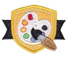 Badge It Applique 8