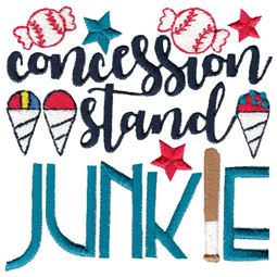 Concession Stand Junkie