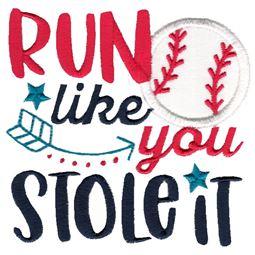 Run Like You Stole It