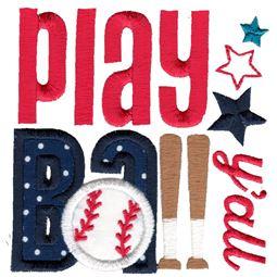 Play Ball Y