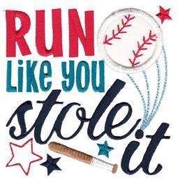 Run Like You Stole It Version 2