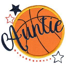 Basketball Auntie