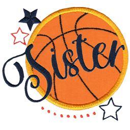 Basketball Sister