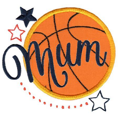 Basketball Mum