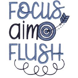 Focus Aim Flush