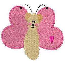Butterfly Bear 2