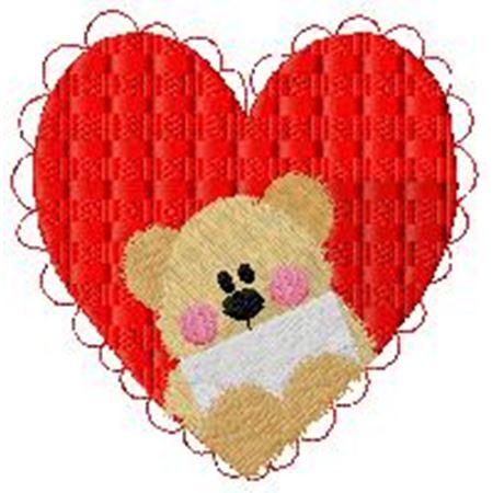Letter Bear