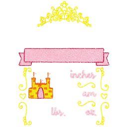 Princess Birth Announcement US am
