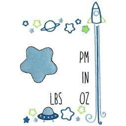 Space Birth Announcement US pm