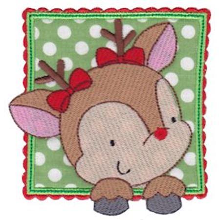 Box Christmas Appplique 12