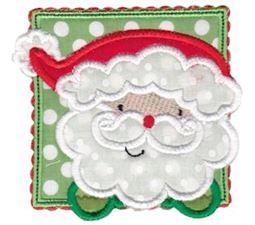 Box Christmas Appplique 9