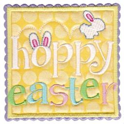 Box Easter Applique 8