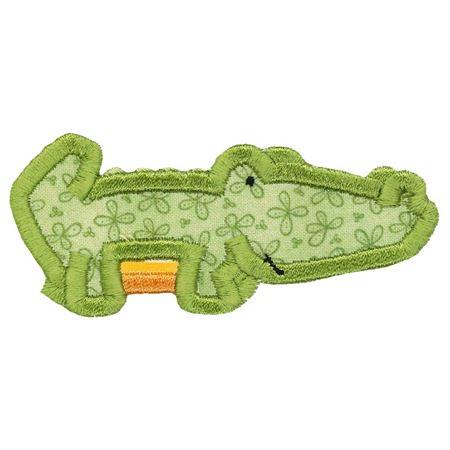 Alligator Applique