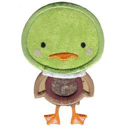 Applique Duck
