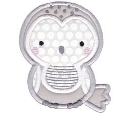 Boxy Owl Applique