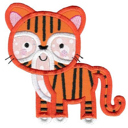 Applique Tiger