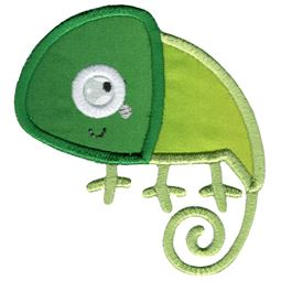 Applique Chameleon