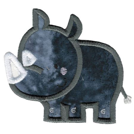Applique Rhino