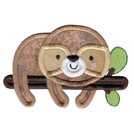 Applique Sloth