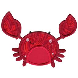 Boxy Crab Applique