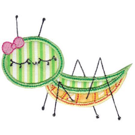 Bug Off Applique 12