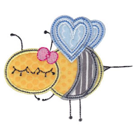 Bug Off Applique 4