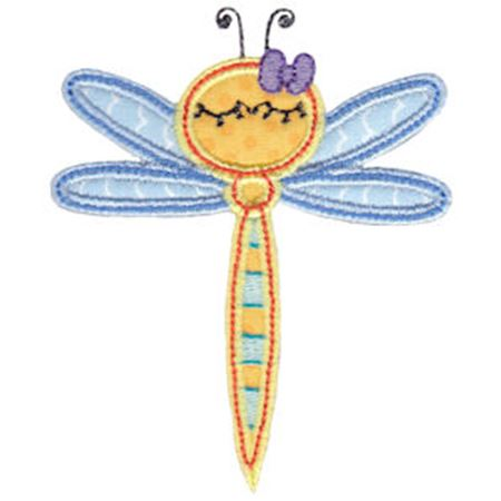 Bug Off Applique 5