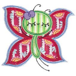 Bug Off Applique 7