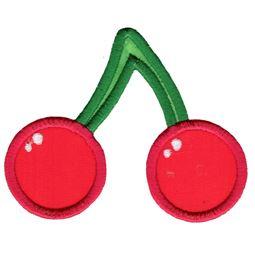 Cute Cherries Applique