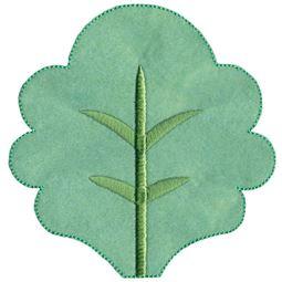 Lettuce Leaf Feltie