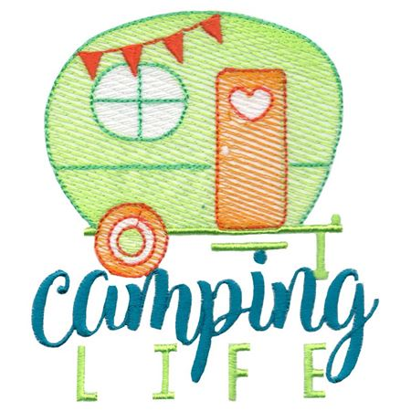 Camper Camping Life