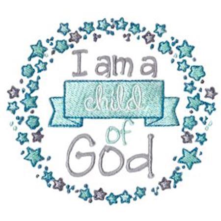 Boy I Am A Child Of God