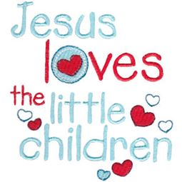 Jesus Loves The Little Children
