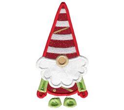 Boy Gnome Applique